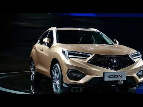 [HOT NEWS] New Acura CDX - Hits The Patent Office As Company Denies Plan For US Launch