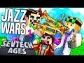 Minecraft  SevTech   JAZZ WARS   Age 4  20