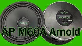 Apocalypse AP M60A Arnold, распаковка, обзор, прослушка