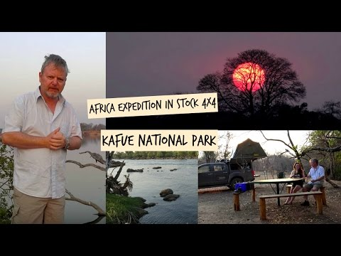 Africa Expedition in a Stock 4x4. Can it be done? 7/16. Kafue National Park