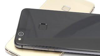Huawei P10 lite unboxing