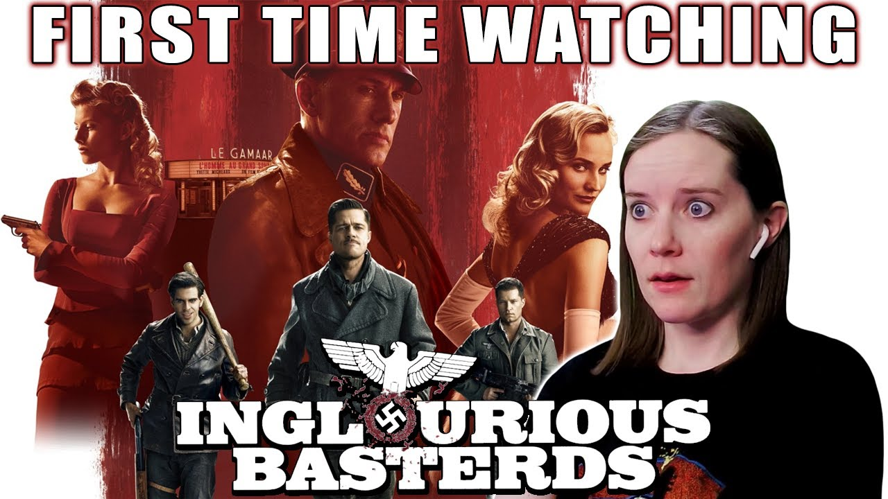 Download FIRST TIME WATCHING | Inglourious Basterds (2009) | Movie Reaction | I Love It!