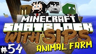 Minecraft: Skyblock with Yogscast Sips #54 - Animal Farm