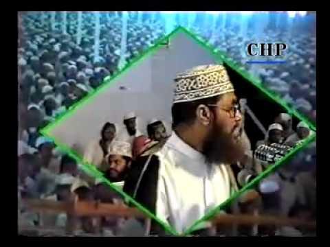 Bangla Tafsir  (Surah  Asorer ) ::: Mulana Delowar Hossain Saidy