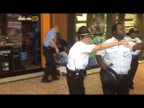 Michael Brown Murder Riot At Mall!!!!!!!!!!