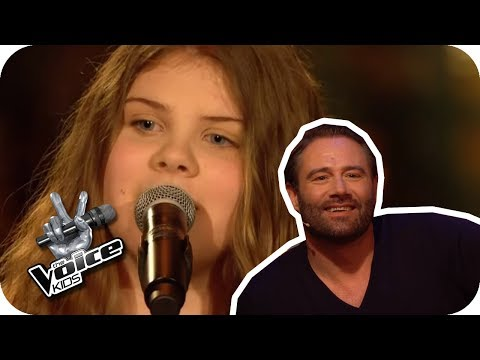 Gabrielle Aplin - Salvation (Leonie) | The Voice Kids 2017 |