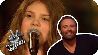 Gabrielle Aplin - Salvation (Leonie) | The Voice Kids 2017 | Sing Offs | SAT.1