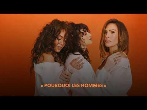 Youtube: Amel Bent, Camélia Jordana, Vitaa – POURQUOI LES HOMMES (Audio Officiel)