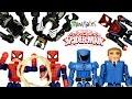 Ultimate Spider-Man Web-Warriors Marvel Animated Minimates Series 1.5 Walgreens Exclusive