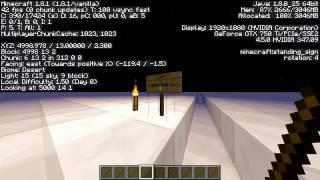 Minecraft Solar system redone