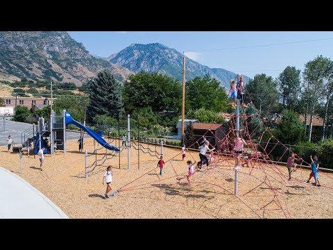 Edgemont Elementary School - Provo, UT - Visit a Playground - Landscape Structures