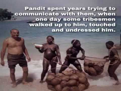 Banned Island of India