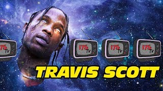 TRAVIS SCOTT ASTROWORLD FESTIVAL [HOUSTON]