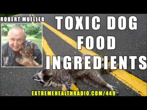Robert Mueller - The Shocking Truth About The Dog Food Industry