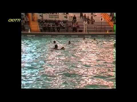 """Hamm-Westfalen-Sport:LEN-Qualifikation 1997-""""Rote Erde Hamm-Kanaliada Istanbul"""".Von Fausto Ciotti"""