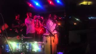 lagos roots afrobeat ensemble