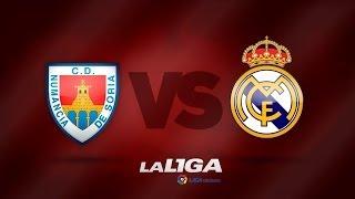 Rueda de prensa de Anquela tras el CD Numancia (0-0) Real Madrid Castilla - HD