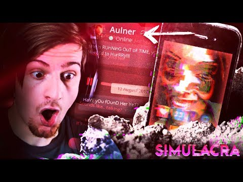 DISCOVERING THE MYSTERY MANS IDENTITY!!! || Simulacra (Part