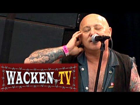 Rose Tattoo - 2 Songs - Live at Wacken Open Air 2007