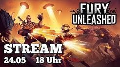 Fury Unleashed (deutsch) Stream vom 24.05.2020 (Gameplay, Lets Play, Test, angezockt)