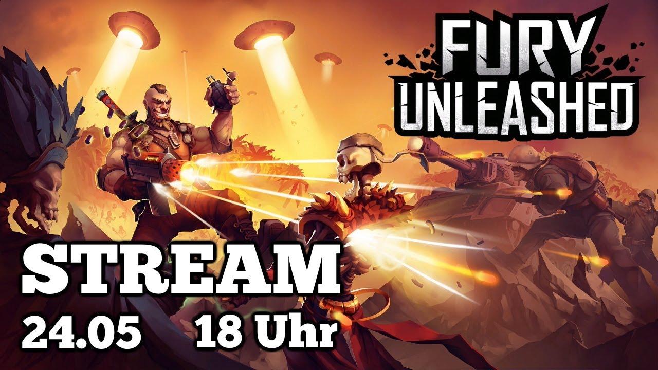 Fury Stream Deutsch