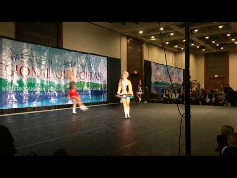 2016 Western Canadian Regional Oireachtas Parade of Champions