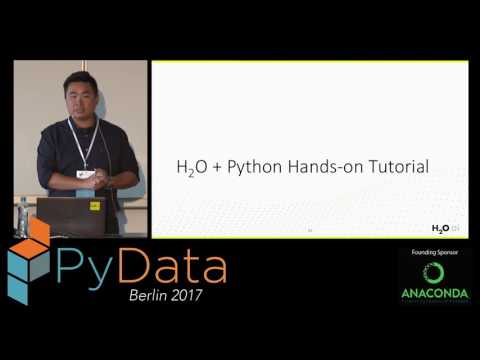Jo-fai Chow - Introduction to Machine Learning with H2O and Python