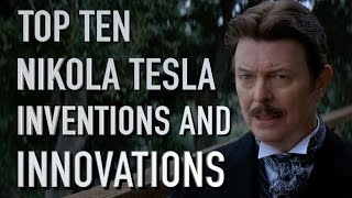 Top 10 Amazing Nikola Tesla Inventions and Innovations (Quickie)(He's the protégé of Thomas Edison, and the man behind our modern world. Join http://www.WatchMojo.com as we count down our picks for a QUICKIE ..., 2016-05-16T20:00:02.000Z)