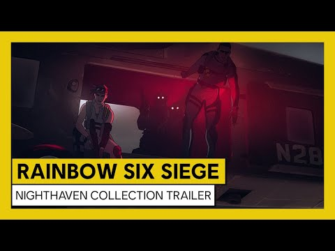 Tom Clancy's Rainbow Six Siege – NIGHTHAVEN COLLECTION