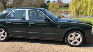 2002 Bentley Arnage T Auto
