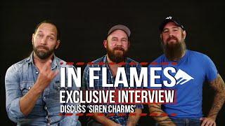 In Flames Discuss 'Siren Charms' Album