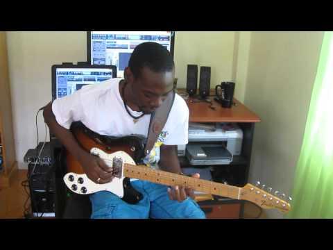 Stevie Wonder - My Cherie Amour (Guitar Cover)