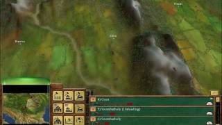 Railroad Tycoon 3 Gameplay - Orient Express 2 (HD)