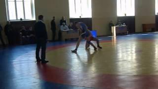 Чемпионат Киева. Вольная борьба. 2016