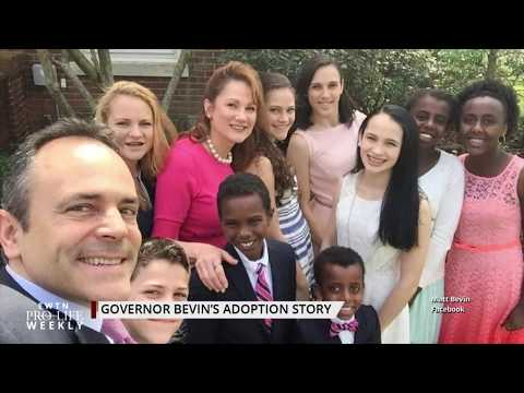 Kentucky Governor Matt Bevin Opens Up About Adoption Journey Mp3