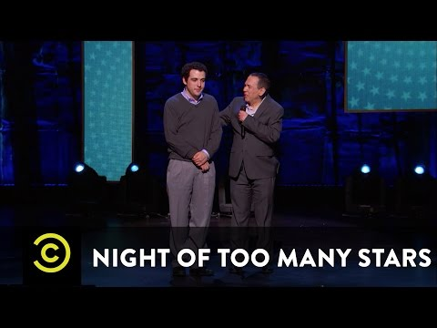 Night of Too Many Stars - Gilbert Gottfried and Owen Suskind