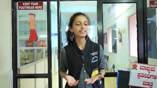 ಆಳ್ವಾಸ್ ನುಡಿಸಿರಿ - ೨೦೧೮ ಮಧ್ಯಾಮ ವಿಭಾಗದ  ತೆರೆಯ ಹಿಂದಿನ ಸಾಹಸಗಾಥೆ