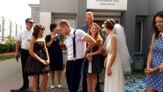Дашина свадьба. После загса 29.07