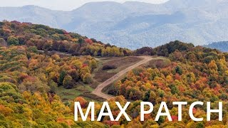 Max Patch Trail, Asheville