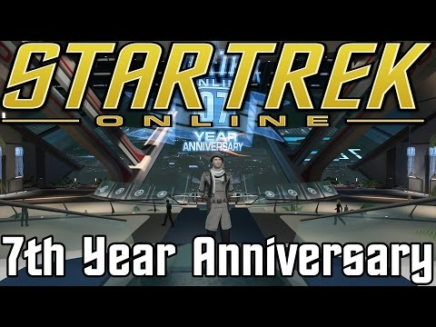 Star Trek Online - 7th Year Anniversary