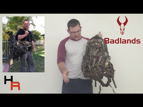 Badlands Superday Back Pack Gear Review