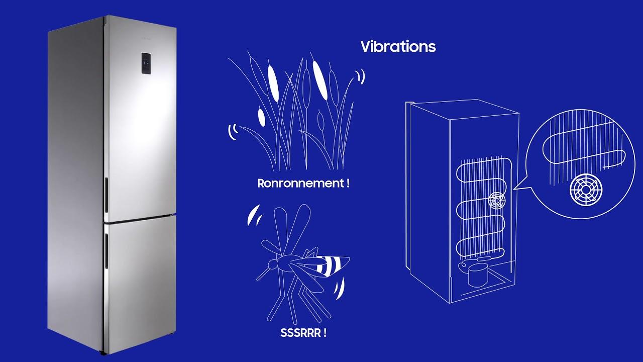 Quels Sont Les Types De Bruits Possibles Pour Mon Refrigerateur Congelateur Samsung Assistance Samsung Fr