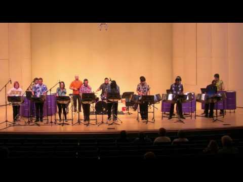 Stephen F. Austin State University Steel Band Concert (4/26/17)