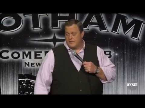 Billy Gardell  Stand Up Comedy  Live Gotham Comedy Club