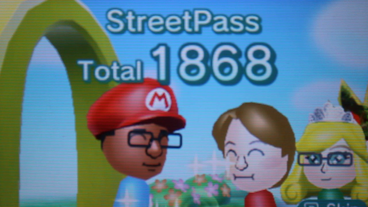 Nintendo 3ds Streetpass Mii Plaza Collection February 2017 Youtube