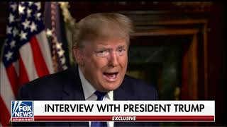 Interview: Sean Hannity Interviews Donald Trump at Mar-a-Lago - Part 1 - February 2, 2020