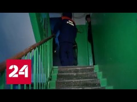 Специалисты выясняют, можно ли восстановить треснувший жилой дом в Дзержинске