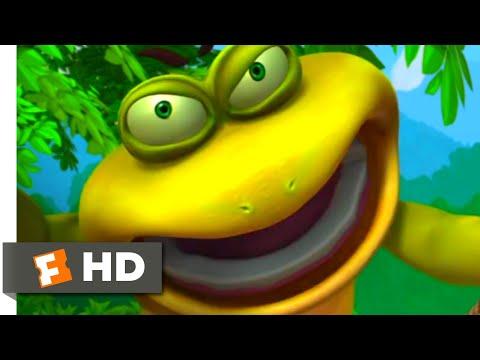 Pondemonium 2 (2018) - Bungee Jumping Scene (2/10) | Movieclips