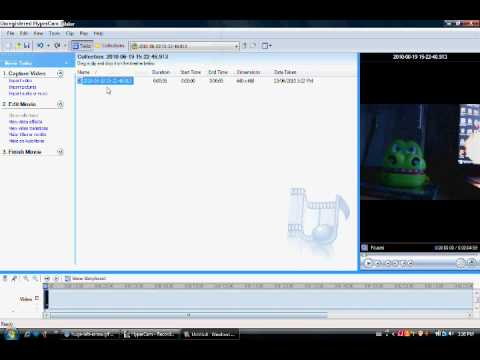 how to connect videos together in windows movie maker