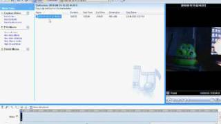 how to put two videos together in windows movie maker